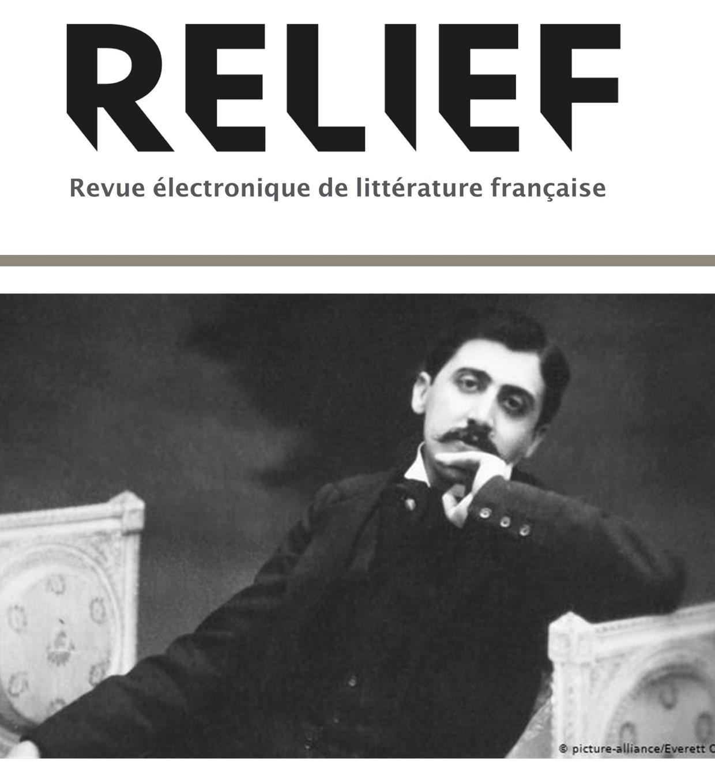 Afficher Vol. 7 No. 2 (2013): Marcel Proust en Réseau