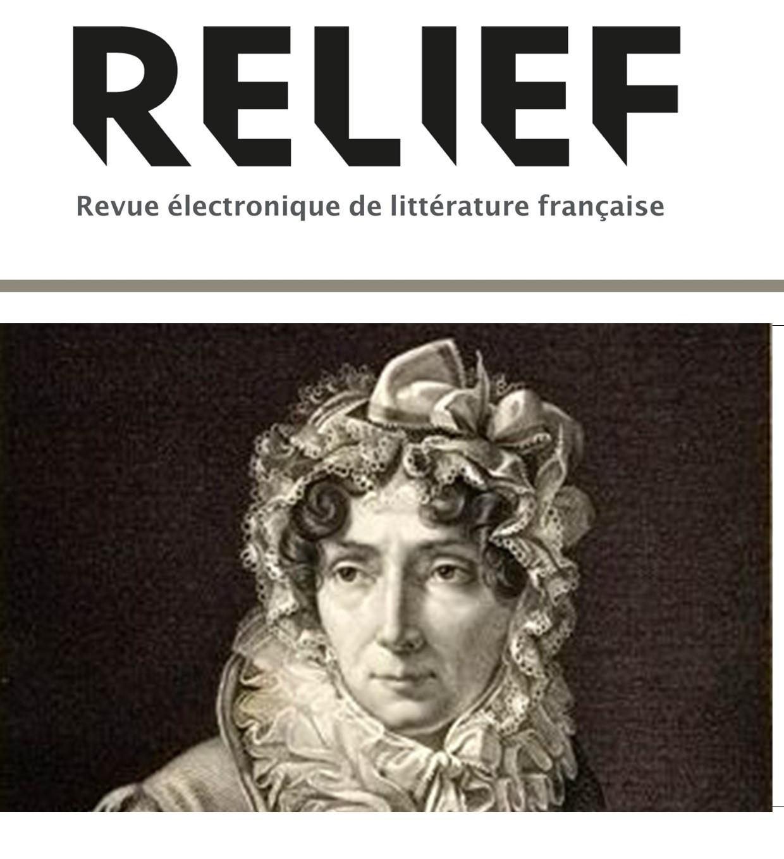 Afficher Vol. 7 No. 1 (2013): Madame de Genlis et la pensée des Lumières