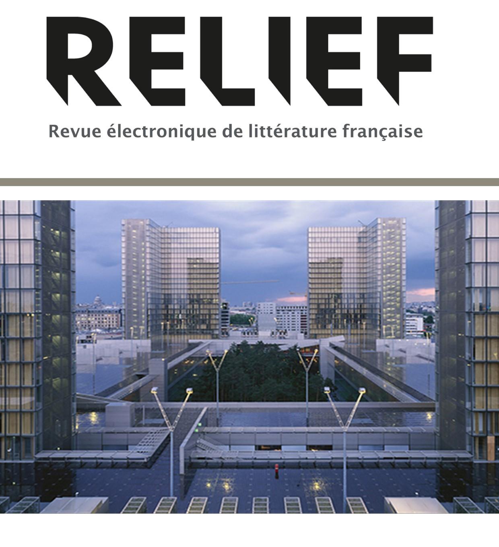 Afficher Vol. 6 No. 2 (2012): Laurent Mauvignier et Tanguy Viel. Deux auteurs d'aujourd'hui